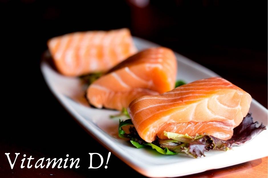 Vitamina D Salmone