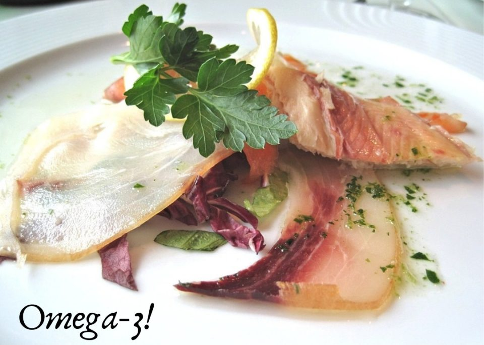 Pesce contiene Omega-3